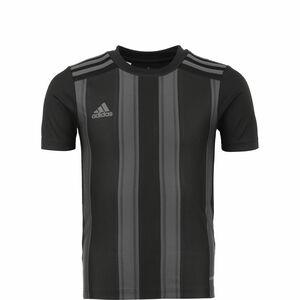 Striped 21 Fußballtrikot Kinder, schwarz / dunkelgrau, zoom bei OUTFITTER Online