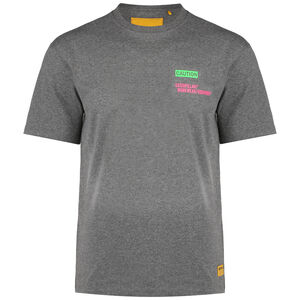 Caterpillar Caution T-Shirt Herren, grau, zoom bei OUTFITTER Online