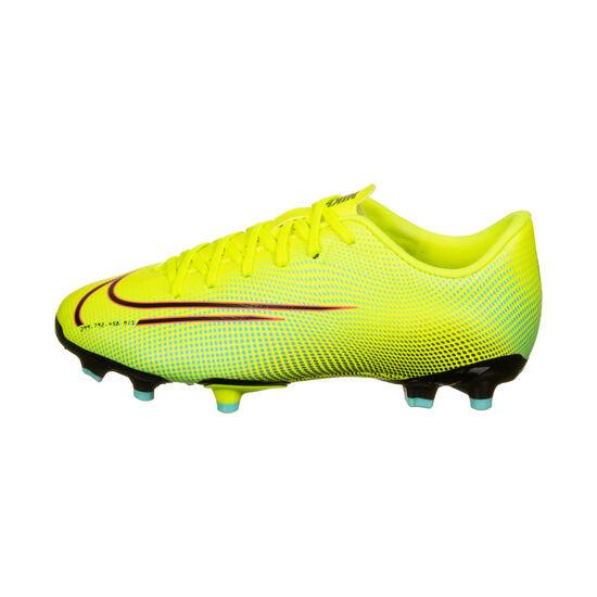 Mercurial Vapor 13 Academy MDS MG Fußballschuh Kinder, gelb / grün, zoom bei OUTFITTER Online