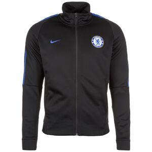 FC Chelsea Franchise Trainingsjacke Herren, schwarz / blau, zoom bei OUTFITTER Online