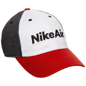 H86 Strapback Cap, rot / weiß, zoom bei OUTFITTER Online