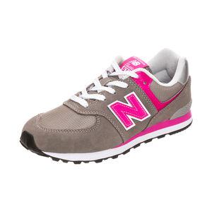 GC574GP Sneaker Kinder, Grau, zoom bei OUTFITTER Online