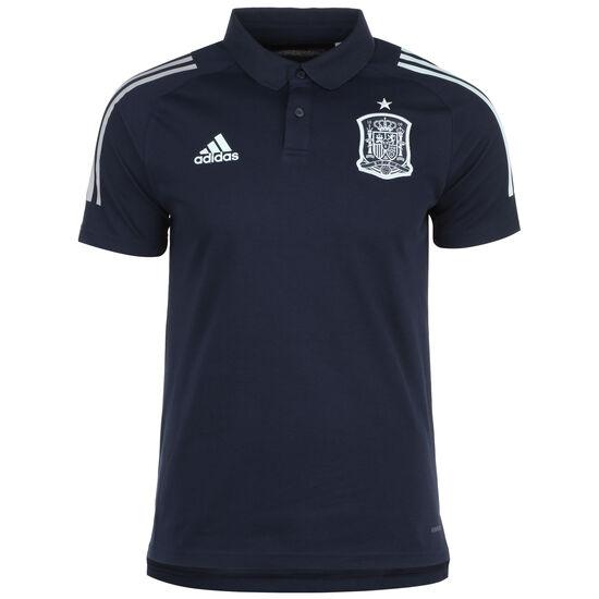 FEF Spanien Poloshirt EM 2020 Herren, dunkelblau, zoom bei OUTFITTER Online