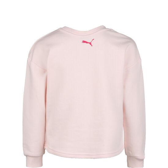 Alpha Crew Sweatshirt Kinder, rosa / pink, zoom bei OUTFITTER Online