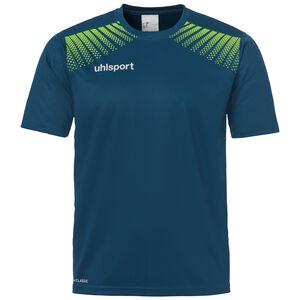 Goal Trainingsshirt Herren, petrol / grün, zoom bei OUTFITTER Online