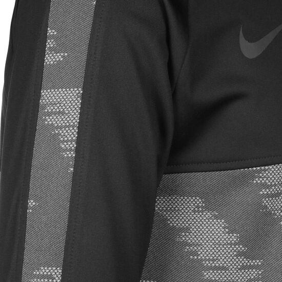 Dry Strike Track Trainingsjacke Herren, schwarz / grau, zoom bei OUTFITTER Online