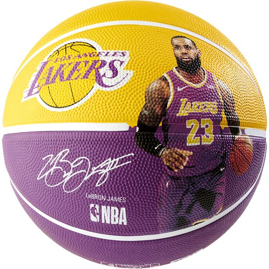 NBA Lebron James Basketball, , zoom bei OUTFITTER Online