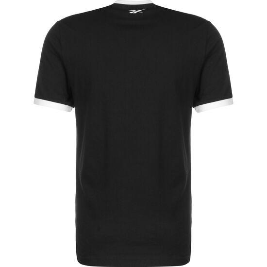 Training Essentials Blocked Trainingsshirt Herren, schwarz / weiß, zoom bei OUTFITTER Online