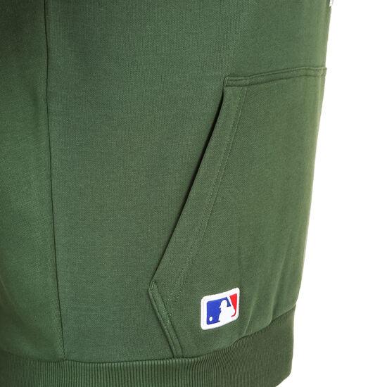MLB Seasonal Team Logo LA Dodgers Kapuzenpullover, grün / weiß, zoom bei OUTFITTER Online