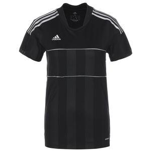 Tiro Reflective Fußballtrikot Damen, schwarz / weiß, zoom bei OUTFITTER Online