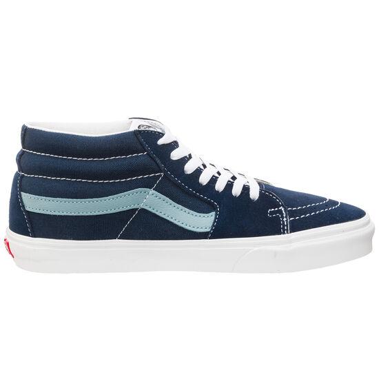 Sk8-Mid Sneaker Herren, dunkelblau / hellblau, zoom bei OUTFITTER Online