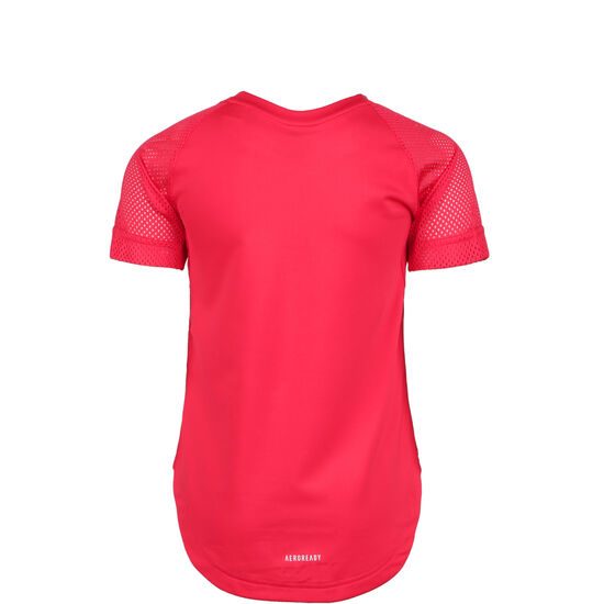 Bold Trainingsshirt Kinder, lachs / weiß, zoom bei OUTFITTER Online