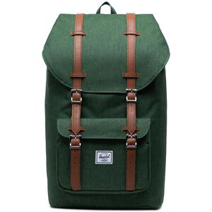 Little Amerika Rucksack, grün / braun, zoom bei OUTFITTER Online