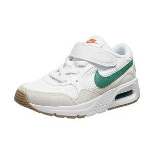 Air Max SC Sneaker Kinder, weiß / grün, zoom bei OUTFITTER Online