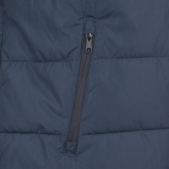 Wadded Winterjacke Herren, dunkelblau, zoom bei OUTFITTER Online