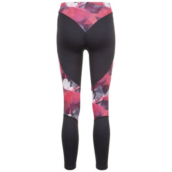 Milena Trainingstight Damen, schwarz / pink, zoom bei OUTFITTER Online