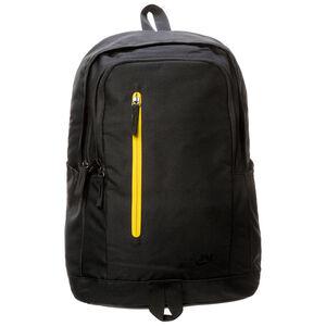 All Access Soleday Rucksack, schwarz / gelb, zoom bei OUTFITTER Online
