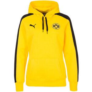 Borussia Dortmund T7 Kapuzenpullover Damen, Gelb, zoom bei OUTFITTER Online