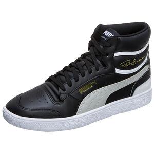 Ralph Sampson Mid Sneaker, schwarz / violett, zoom bei OUTFITTER Online