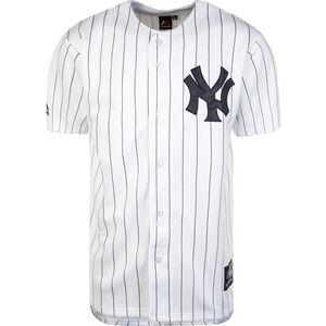 MLB New York Yankees Replica Trikot Herren, Weiß, zoom bei OUTFITTER Online