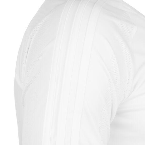 Tiro 17 Trainingsshirt Herren, weiß / schwarz, zoom bei OUTFITTER Online