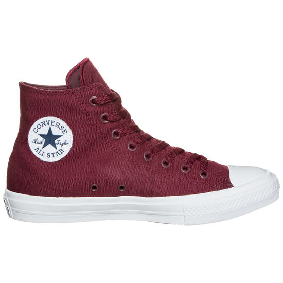 Chuck Taylor All Star II High Sneaker, Rot, zoom bei OUTFITTER Online
