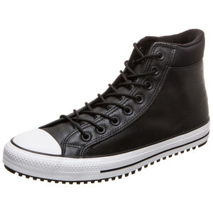 Chuck Taylor All Star PC Leather High Sneaker, Schwarz, zoom bei OUTFITTER Online