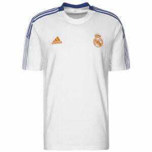Real Madrid T-Shirt Herren, weiß / blau, zoom bei OUTFITTER Online