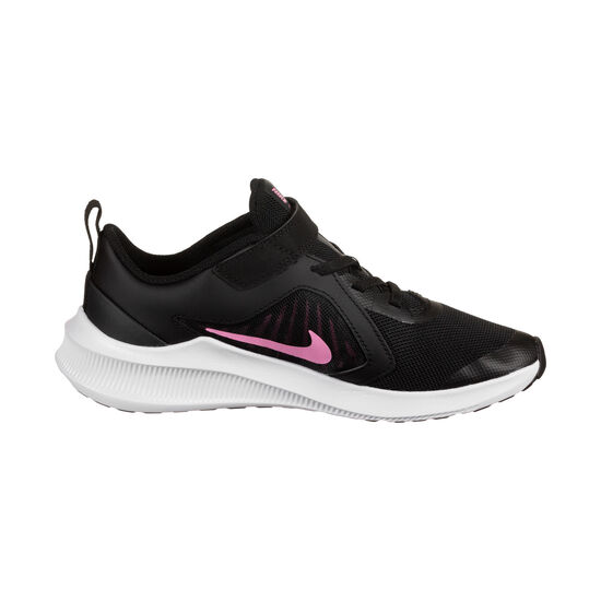 Downshifter 10 Laufschuh Kinder, schwarz / pink, zoom bei OUTFITTER Online