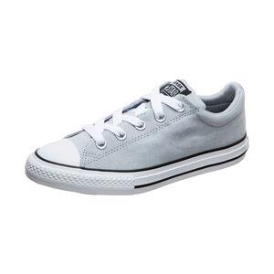 Chuck Taylor All Star Street Slip OX Sneaker Kinder, grau / weiß, zoom bei OUTFITTER Online