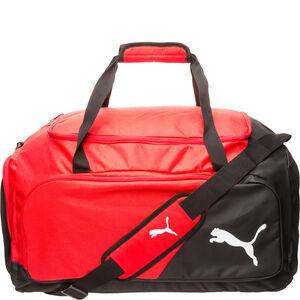 Liga Sporttasche Medium, rot / schwarz, zoom bei OUTFITTER Online