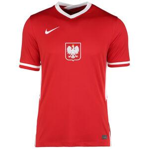 Polen Trikot Away Stadium EM 2021 Herren, rot / weiß, zoom bei OUTFITTER Online