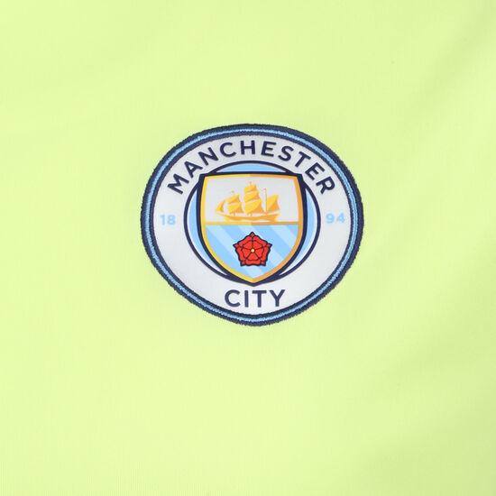 Manchester City FC Trainingstrikot Herren, neongelb / bunt, zoom bei OUTFITTER Online