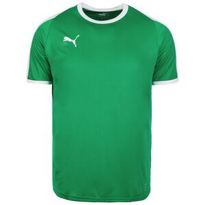 Liga Fußballtrikot Herren, grün / weiß, zoom bei OUTFITTER Online