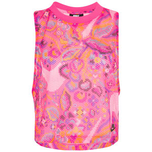 Printed Top Damen, pink / bunt, zoom bei OUTFITTER Online