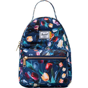 Nova Mini Rucksack, blau / bunt, zoom bei OUTFITTER Online