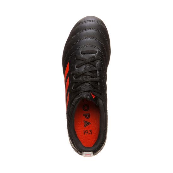 Copa 19.3 FG Fußballschuh Kinder, schwarz / rot, zoom bei OUTFITTER Online