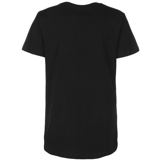 Long T-Shirt Herren, schwarz / weiß, zoom bei OUTFITTER Online
