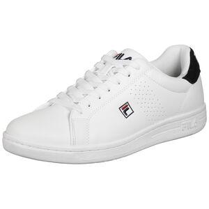 Crosscourt 2 F Low Sneaker Herren, weiß / blau, zoom bei OUTFITTER Online