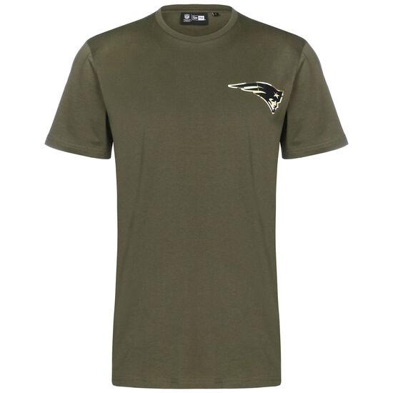 NFL New England Patriots Digi Camo T-Shirt Herren, dunkelgrün, zoom bei OUTFITTER Online
