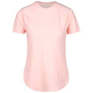 Sport Hi-Lo Trainingsshirt Damen, rosa, zoom bei OUTFITTER Online