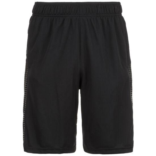 Baseline Practice Basketballshort Herren, schwarz / grau, zoom bei OUTFITTER Online