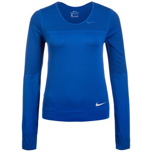 Infinite Laufsweat Damen, blau, zoom bei OUTFITTER Online