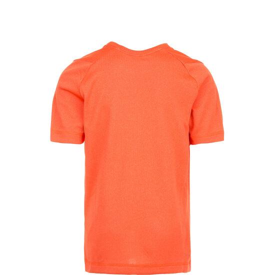 Chill Trainingsshirt Kinder, orange, zoom bei OUTFITTER Online
