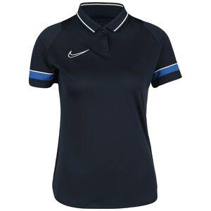 Academy 21 Dry Poloshirt Damen, dunkelblau / blau, zoom bei OUTFITTER Online