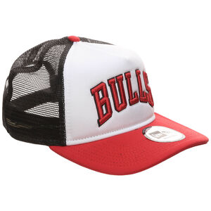 Team Colour Block Chicago Bulls Trucker Cap, , zoom bei OUTFITTER Online