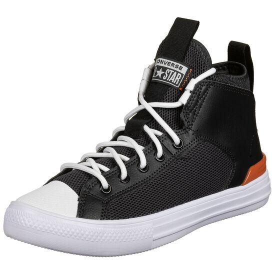 Chuck Taylor All Star Ultra Lightweight Sneaker, schwarz / weiß, zoom bei OUTFITTER Online