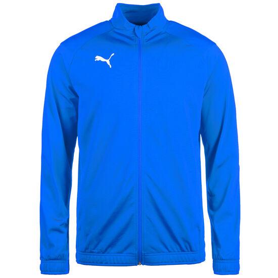 LIGA Sideline Core Trainingsjacke Herren, blau / weiß, zoom bei OUTFITTER Online
