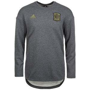 FEF Spanien Seasonal Specials Sweatshirt WM 2018 Herren, Grau, zoom bei OUTFITTER Online