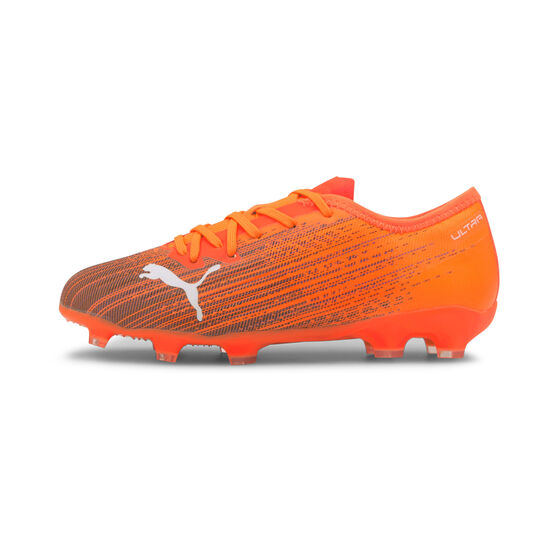 ULTRA 2.1 FG/AG Fußballschuh Kinder, orange / schwarz, zoom bei OUTFITTER Online